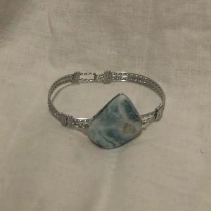 Jewelry - Handmade Turquoise Stone Jewelry Set